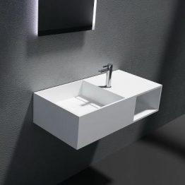 Nyt bad Ringsted, Vask med opbevaring, Cassøe